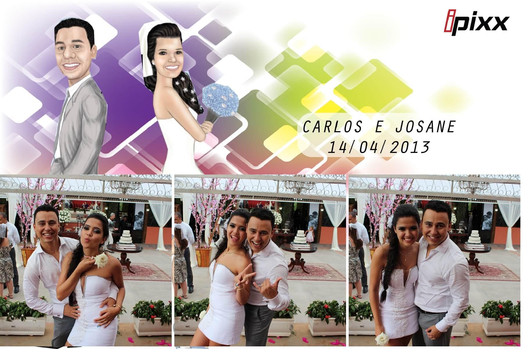 CABINE DE FOTO IPIXX BH TOTEM CASAMENTO